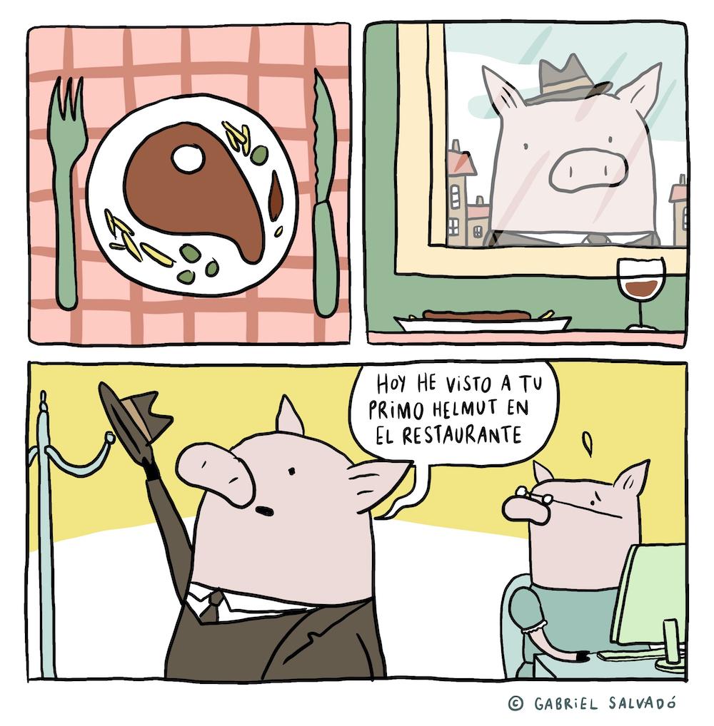 Comics de animales